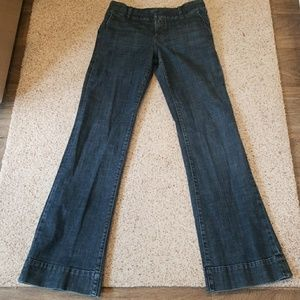 KUT from the cloth bootcut jeans